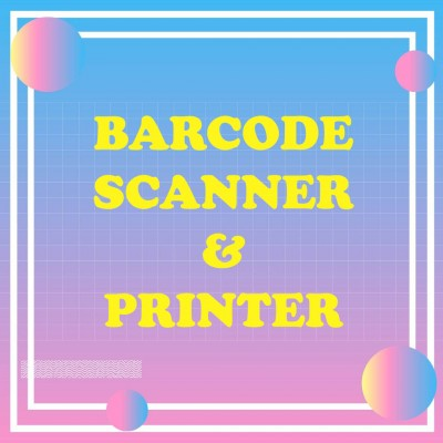 Barcode Scanner & Printer