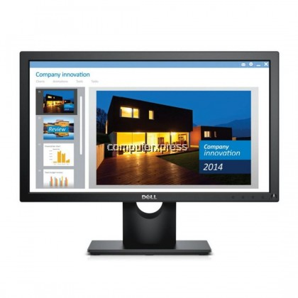"Dell 20"" TFT LCD Monitor LED Backlight E2016HV (210-AMIX)"