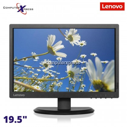 Lenovo ThinkVision E2054 19.5-inch LED Backlit LCD Monitor